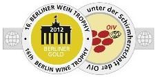 Weingut Metzler erhält Berliner Gold - Auszeichnung als bester ökologischer Produzent